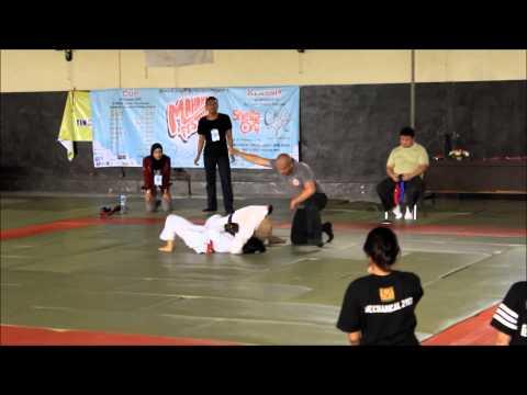 Jujitsu Bulungan Mafest 2015