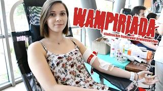 POSZŁO PRAWIE PÓŁ LITRA - Oddałam krew