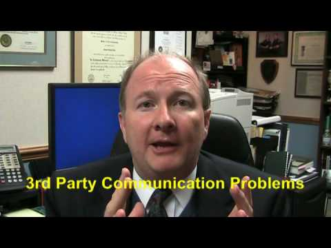 3rd Party Relationship Communication Problems With Dwight Bain
