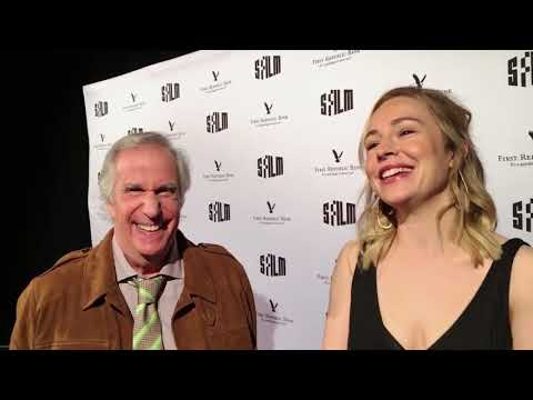 Talk TV with Tify s Barry's Henry Winkler & Sarah Goldberg