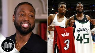 Dwyane Wade on his retirement tour: 'It's been surreal' | The Jump