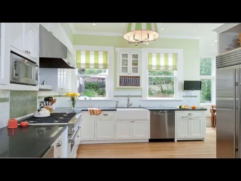 Hot Trend 20 Tasteful Ways To Add Stripes To Your Kitchen