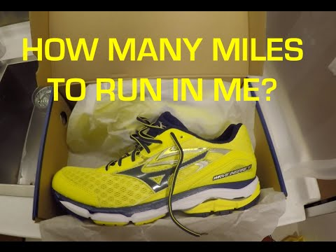 HOW MANY MILES BEFORE YOU REPLACE YOUR RUNNING SHOES?