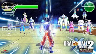 ESSE TA PIKA! NOVO DRAGON BALL XENOVERSE TENKAICHI TAG TEAM PARA ANDROID - COM MENU MODIFICADO (MOD)