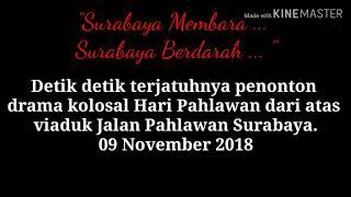Download Video Detik detik terjatuhnya penonton Drama Kolosal 10 November 2018 di Surabaya MP3 3GP MP4