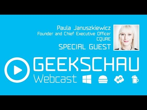 GeekSchau(EN) - All about Security with Paula Januszkiewicz at MSIgnite 2018