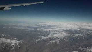 Тибет-Бесконечность.Редкое видео!(Перелет через Гималаи-Тибет в январе 2012 года. Ролик снят камерой Canon EOS 5D Mark II., 2012-02-14T23:21:26.000Z)