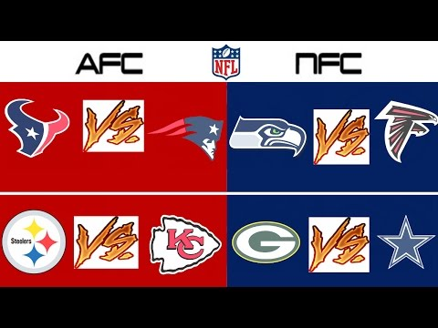 NFL Divisional Round Predictions