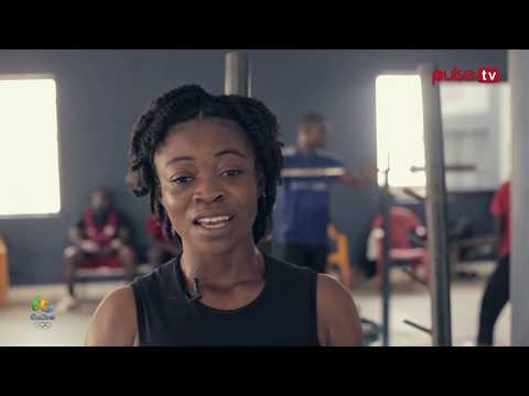 The Amazing  Story of Ghana's Weightlifting team for Rio 2016