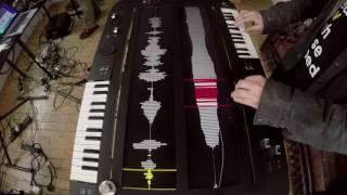 Концепт крутого синтезатора-семплера!