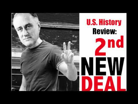 Second New Deal Explained