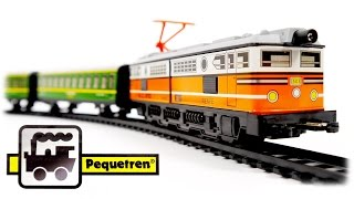 TRAINS FOR CHILDREN VIDEO: Pequetren Vintage Trains Ref. 301 Metallic Classic Train Toys Review(TRAINS FOR CHILDREN VIDEO: Pequetren Vintage Trains Ref. 301 Metallic Classic Train Toys Review ..., 2016-11-28T13:29:30.000Z)