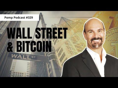 Pomp Podcast #329: Jon Najarian On Wall Street and Bitcoin