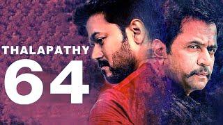 Vijay Takes Ajith Villain I Thalapathy 64, Lokesh Kanagaraj I Latest Tamil Cinema News