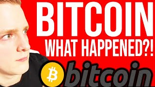 BITCOIN DUMPS $1000!! WATCH NOW... Tezos and Kyber Network