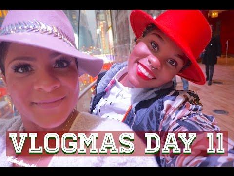 VLOGMAS DAY 11 |