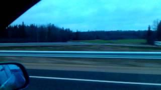 Трасса Москва- Рига (Новорижское шоссе) Обзор