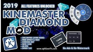 Gambar cover How to download Kinemaster Diamond [Pro Mod ] 💎💎💎
