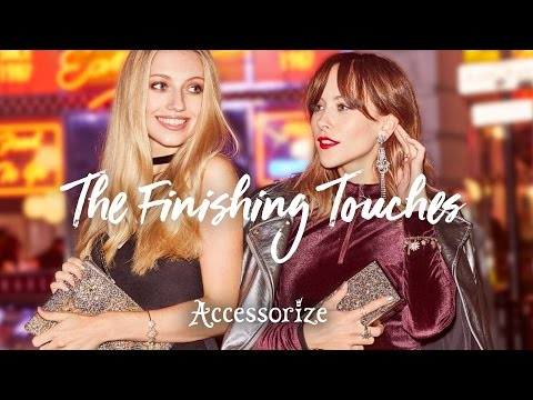 The Finishing Touches | Freddy Cousin-Brown & Megan Ellaby | Accessorize