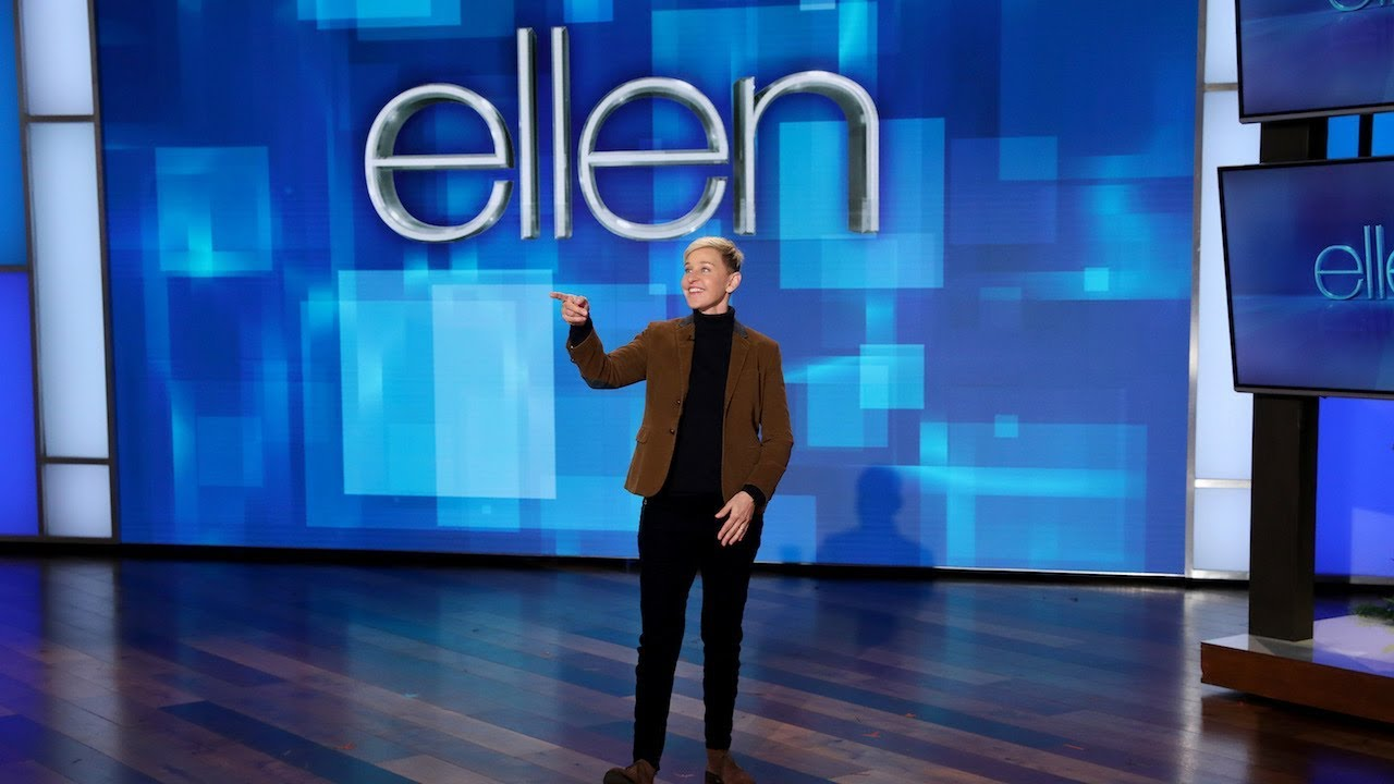 Ellen Shares Her 2019 Favorite Movies