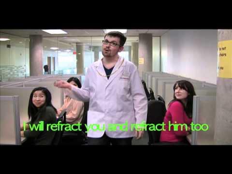 Refract You - Optometry Skit Night 2012