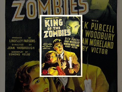 King of the Zombies  All Time Horror Classics
