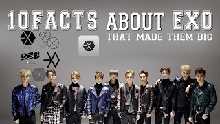 10 FACTS - EXO