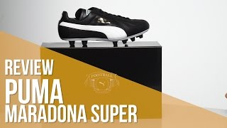 Review Puma Maradona Super