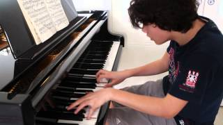 Prokofiev suggestion diabolique op. 4 no. 4 par Louis Sinno