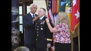 Former Chief of Armor Promoted to Brigadier General