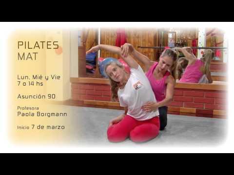 Pilates Mat - Paola Borgmann