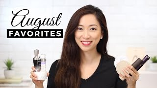 August Favorites 2016 Makeup & Skincare, monthly favorites, makeup, skincare, august favorites