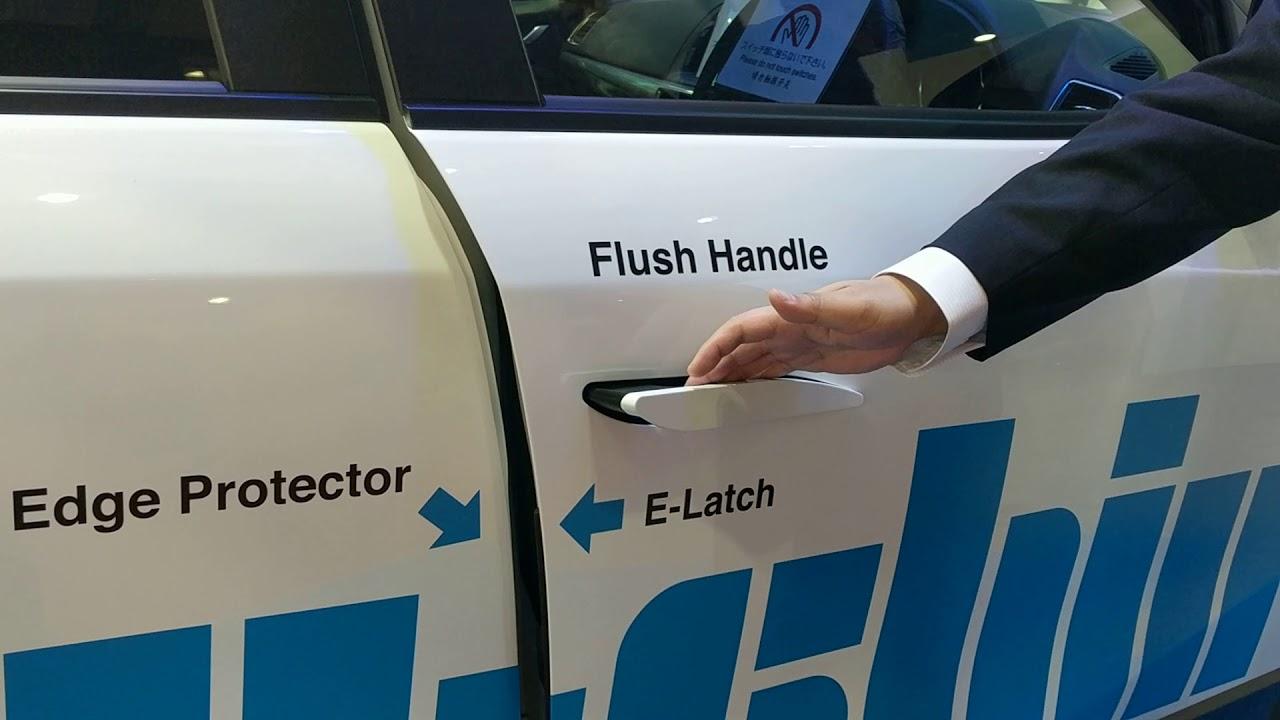 u shin flush handle and door edge protector youtube