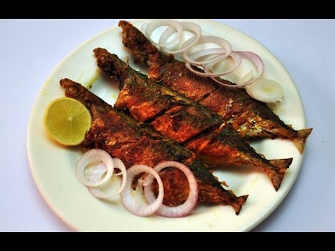 Fish Fry Recipe Bangda Fish Recipe Machli Fry Mackerel