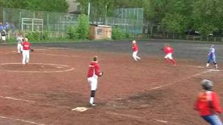 Ты кинула! (Fast Pitch Softball)