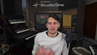 PreSonus Studio One Tutorials Ep. 15: Comping