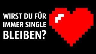 Wie lange wirst du Single bleiben? Der Persönlichkeitstest zur Liebe