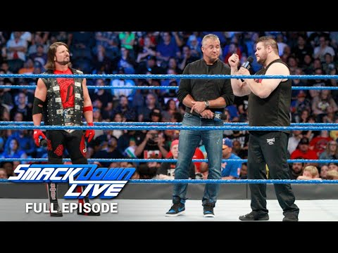 WWE SmackDown LIVE Full Episode, 8 August 2017