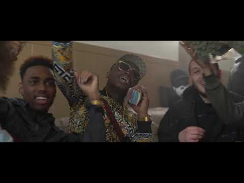 Ivandesnelle feat. Ayoub, Sih & Domina - Op de Grind (Prod. Wezebeats)