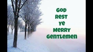 Gambar cover God Rest Ye Merry Gentlemen - Lyrics