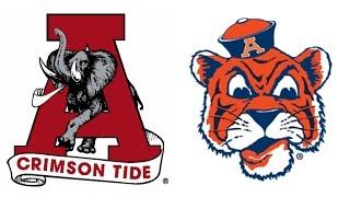1973 Iron Bowl, #1 Alabama vs Auburn (Highlights)