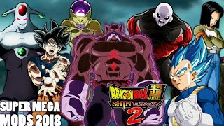 New DRAGON BALL Z Shin Budokai 2 Mod MEGA ISO 2018 Download (DBS Definitive V5)
