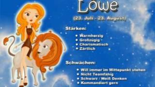 Sternzeichen Löwe - Ihr Charakter wird hier treffsicher beschrieben - oder ?