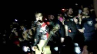 Jared Leto/30 Seconds to Mars - Hurricane/Revenge - Milan, Palasharp, 22/03/2010