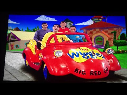 Opening To The Wiggles - Toot Toot DVD
