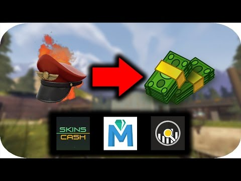 3 Ways To SELL Your TF2 ITEMS For CASH!