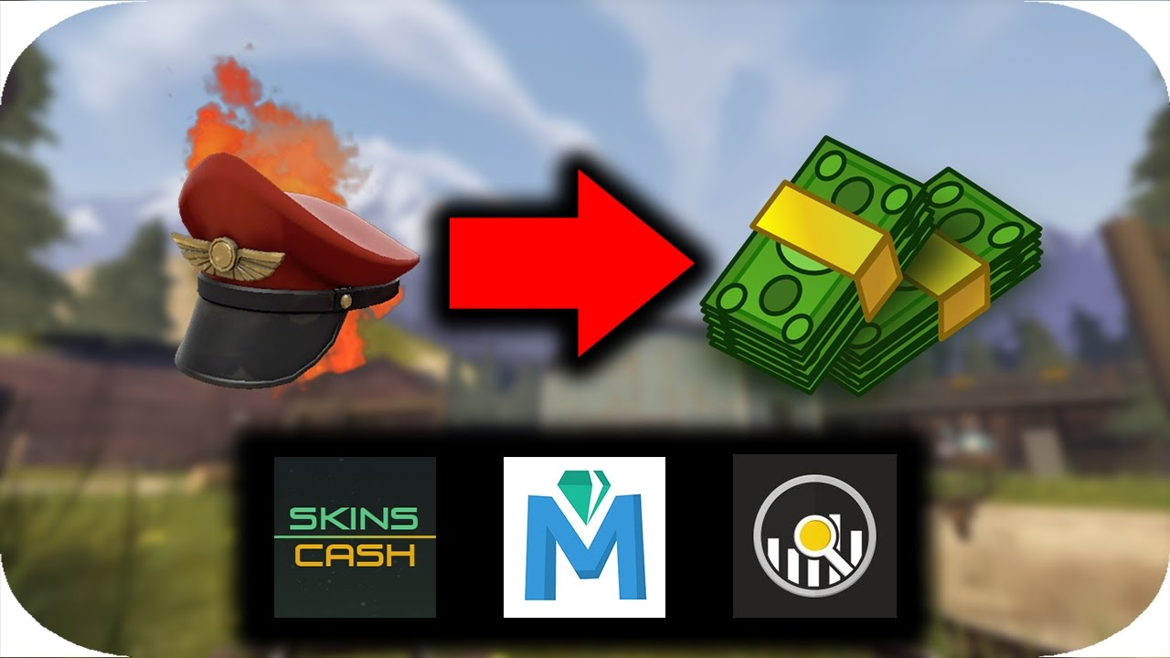 sell skins for cash