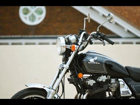 FOR SALE: 1983 Honda CB1000C Custom