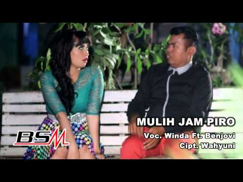Winda Asboma ft.Benjovi - Mulih Jam Piro (Official Music Video)