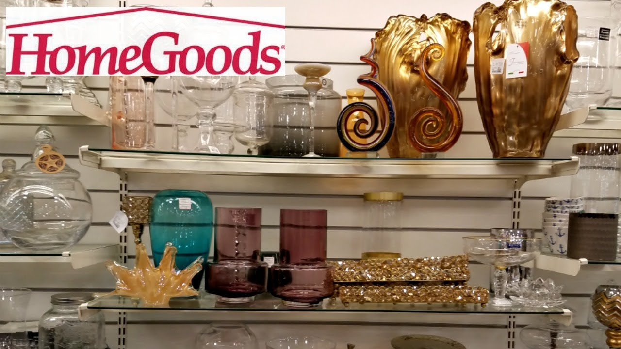 Shop With Me Homegoods Houseware Decor January 2018 Youtube